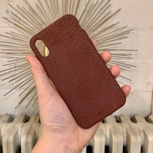 Pela Biodegradable iPhone XS Case